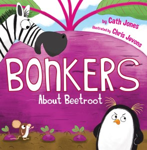 Bonkers About Beetroot - Story Snug