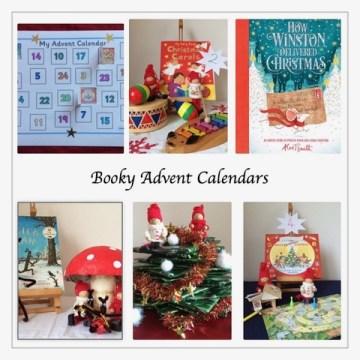 Booky Advent Calendars - Story Snug