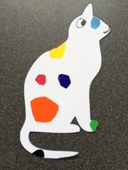 Cat's Colours Spotty Cat - Story Snug