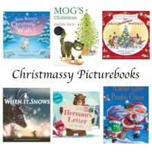 Christmassy Picturebooks - Story Snug