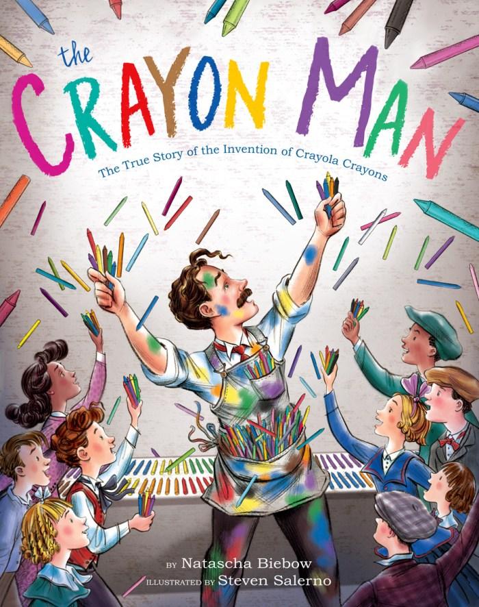 The Crayon Man - Story Snug