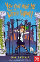 You Can't Make Me Go To Witch School! - Story Snug