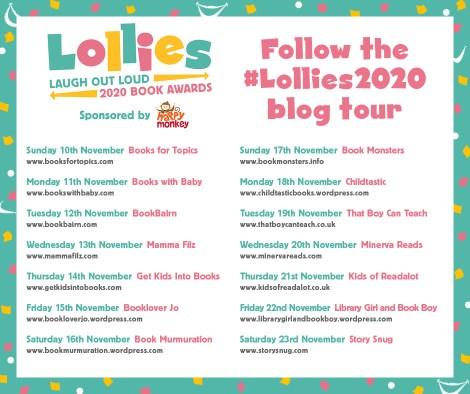 Lollies 2020 Blogtour - Story Snug