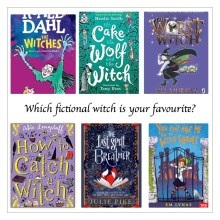 Favourite Fictional Witches - Story Snug
