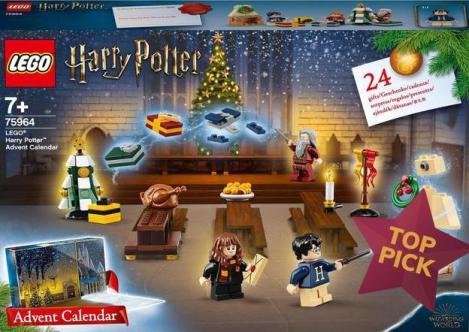 Lego Harry Potter Booky Advent Calendar - Story Snug