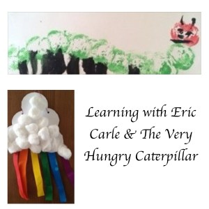 Learning with Eric Carle and the Hungry Caterpillar - Story Snug