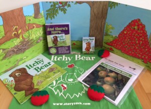 Itchy Bear Resources Story Snug