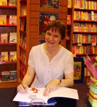 Janet Bingham - author of Daddy's Little Star . Story Snug