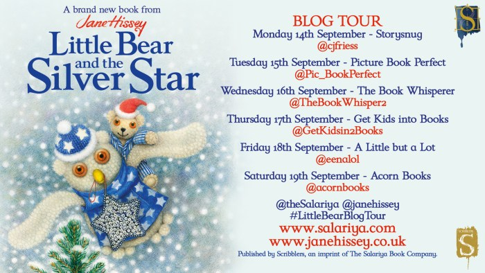 Little Bear and the Silver Star Blog  Tour - Story Snug