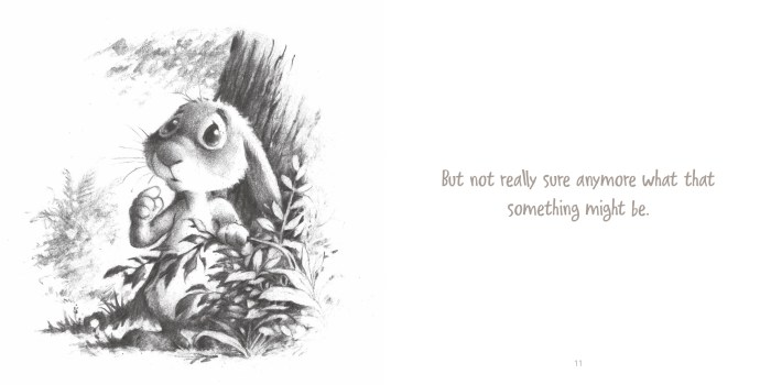Little Bunny's Book of Thoughts (unsure) - Story Snug