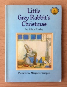 Little Grey Rabbit's Christmas cover - Story Snug