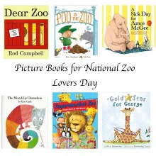 Picture Books for National Zoo Lovers Day - Story Snug