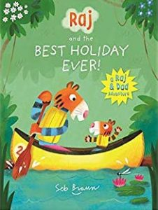 Raj and the Best Holiday Ever! - Story Snug
