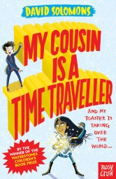 My Cousin Is A Time Traveller Blog Tour Sooty And Me By David