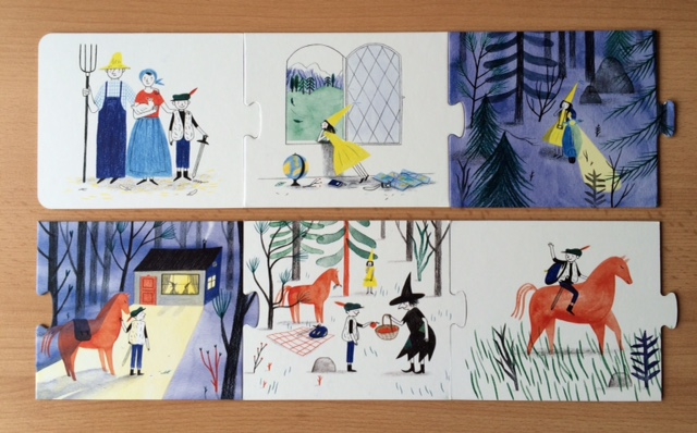 Story Box: Create Your Own Fairy Tales story - Story Snug