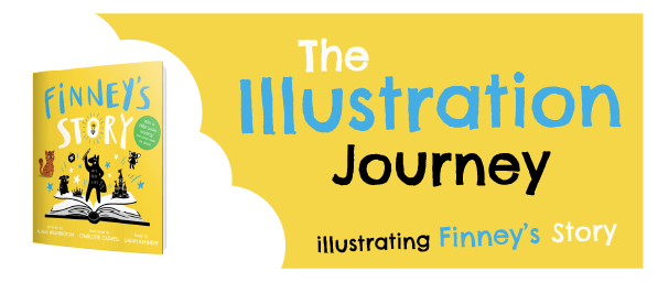 Finney's Story - The Illustration Journey - Story Snug