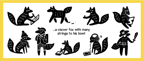 Finney's Story - a clever fox - Story Snug