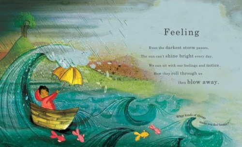 The Children's Book of Mindfulness 'feelings' - Story Snug