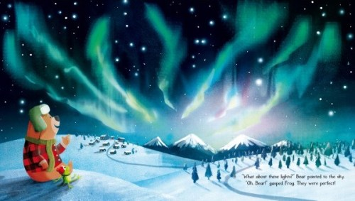 The Christmas Extravaganza Hotel - Northern Lights - Story Snug