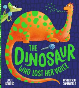The Dinosaur Who Lost Her Voice - Story Snug