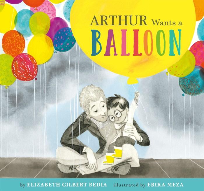 Arthur Wants a Balloon - Story Snug