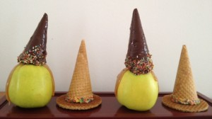 edible witch hats