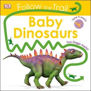 Follow the Trail Baby Dinosaurs - Story Snug