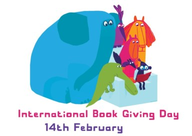 International Book Giving Day 2019 - Chris Haughton Poster - Story Snug
