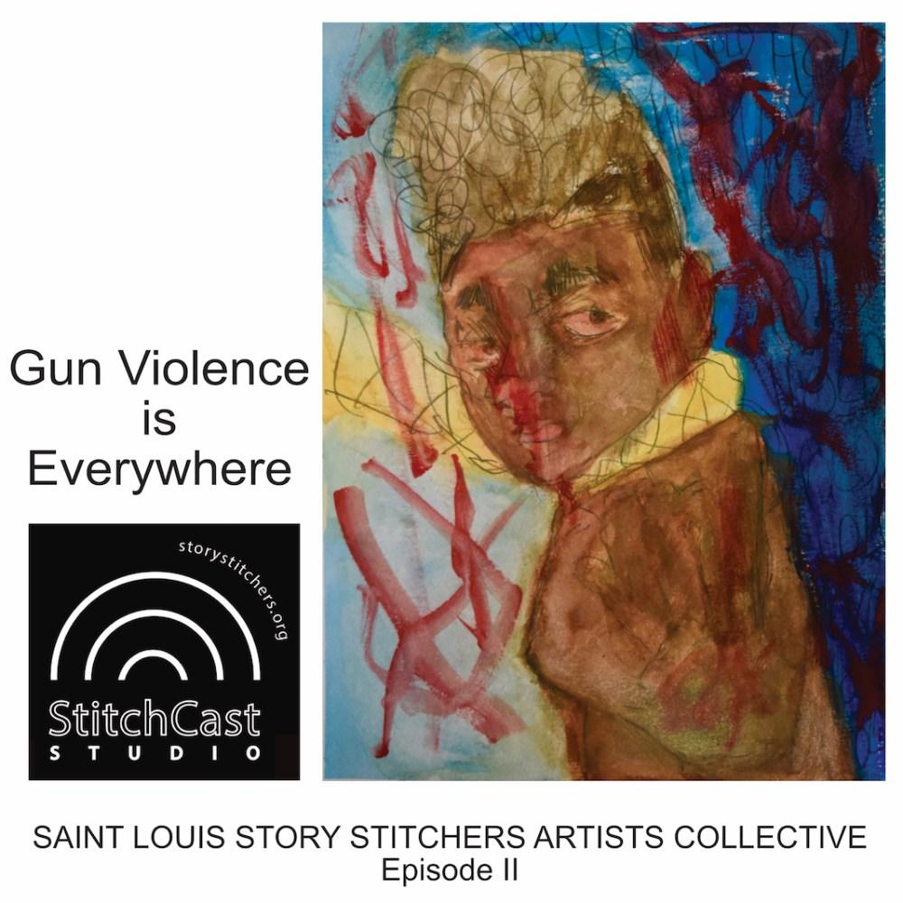 podcast art episode II