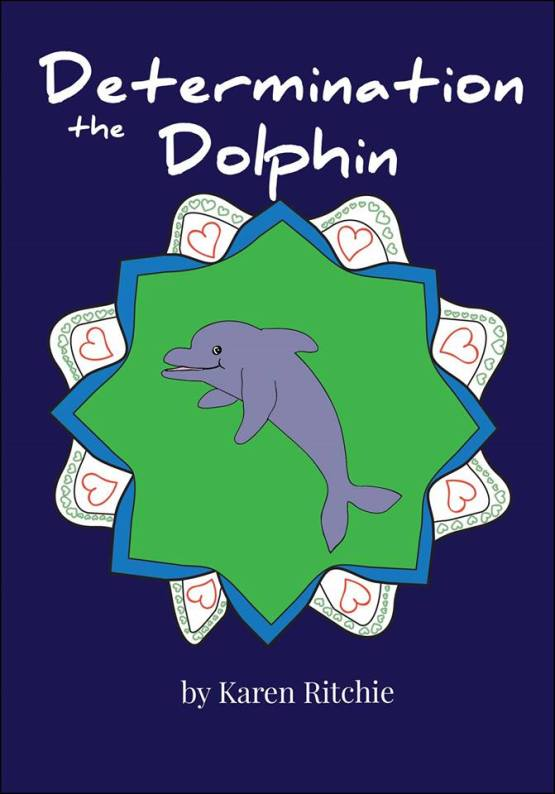 Determination the Dolphin: The Treasury of Life Book 7