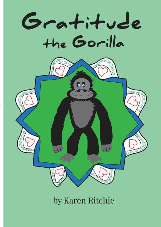 Gratitude The Gorilla (The Treasury of Life Book 3)