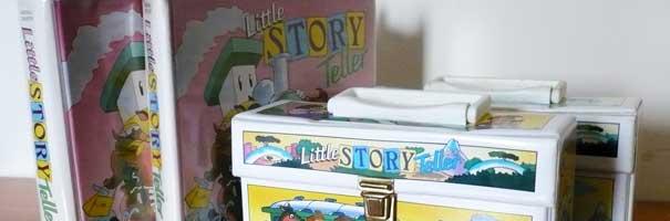 Little Story Teller (1/6)