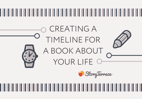 Creating a Timeline for a Book about your Life (Free PDF