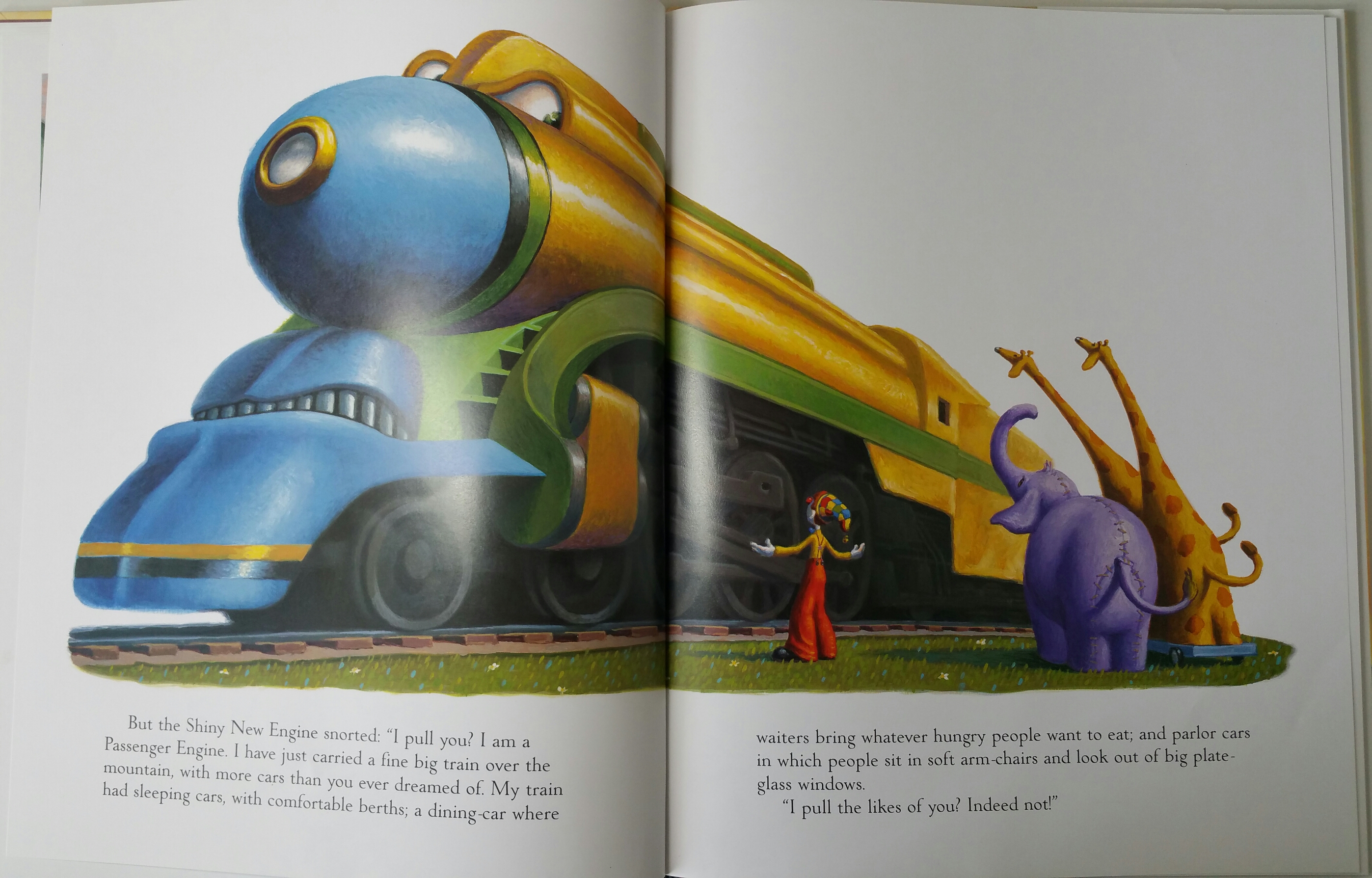 The Little Engine That Could Storytime Anyday