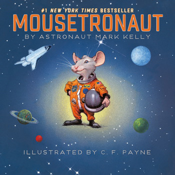 Mousetronaut – Story Time From Space