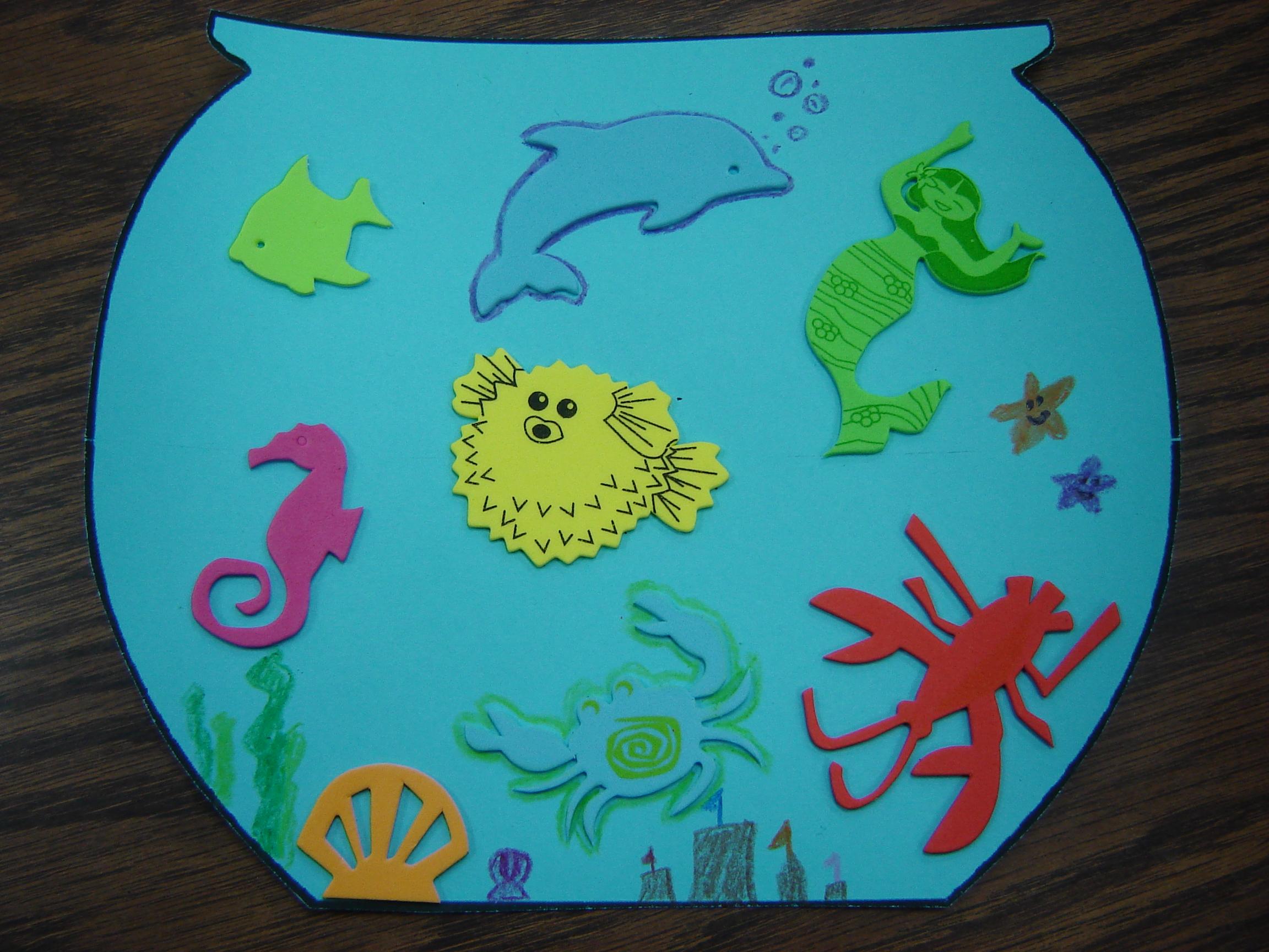 Sea Creatures Storytime Katie