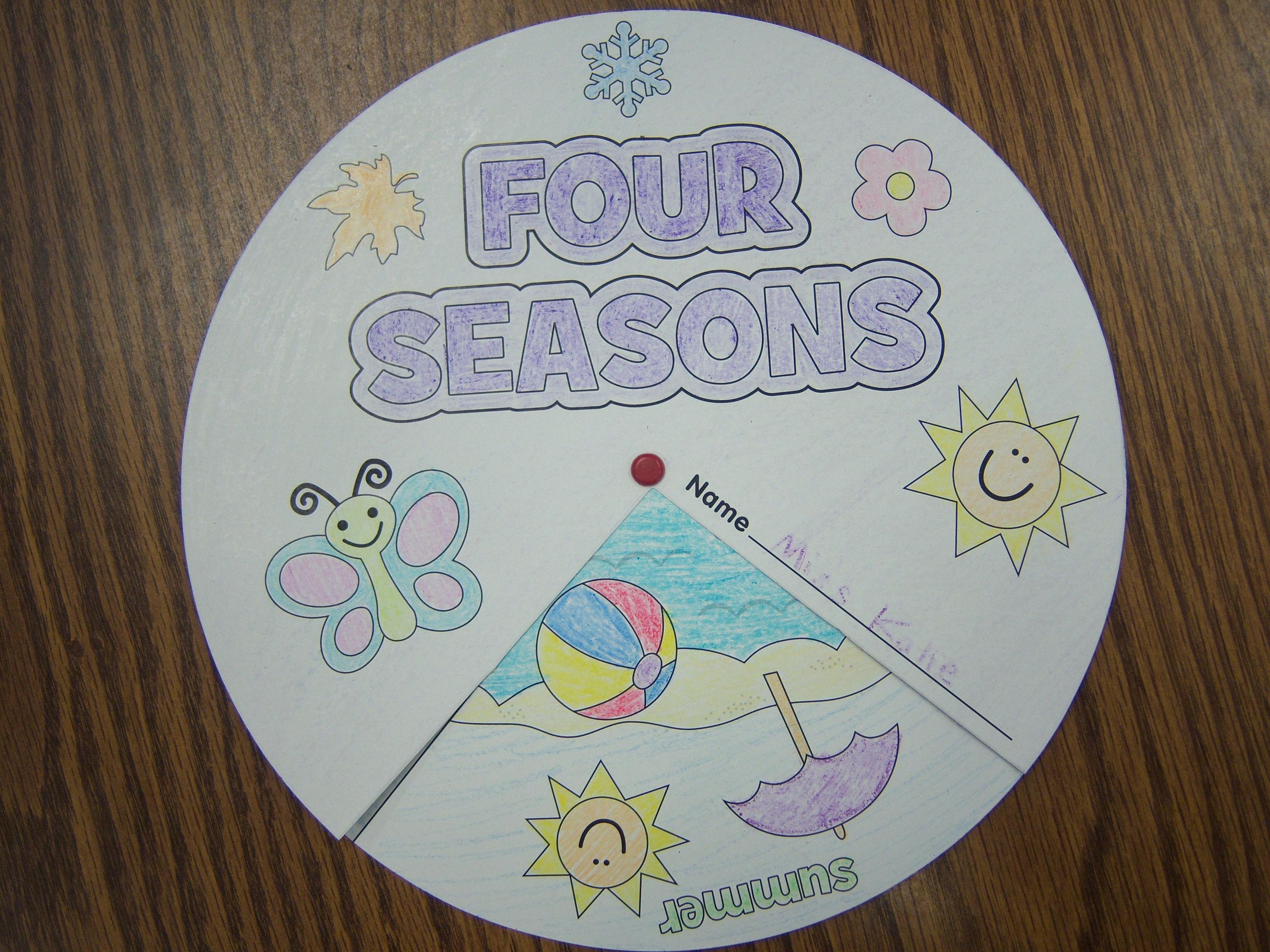 Seasons Storytime Katie