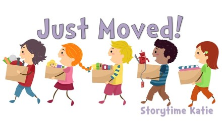 just moved storytime katie