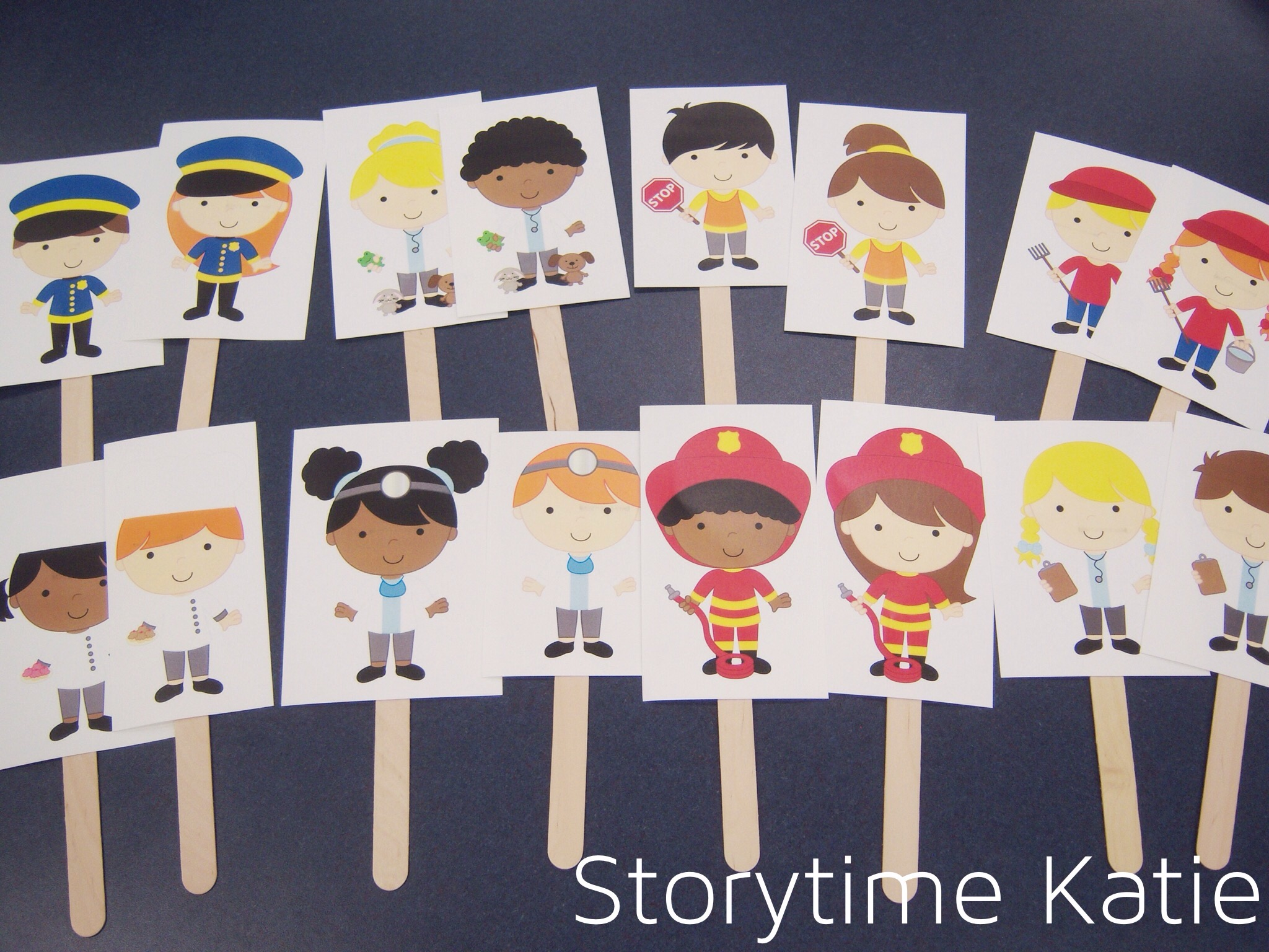 Flannelboard Storytime Katie
