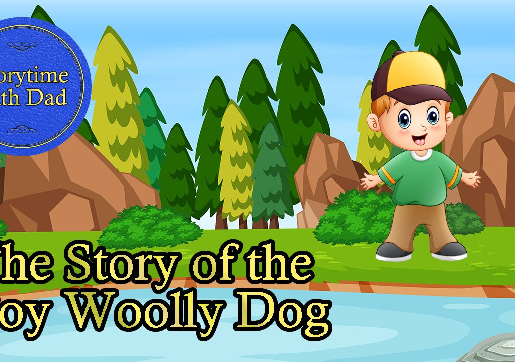 029 The Story of the Toy Woolly Dog
