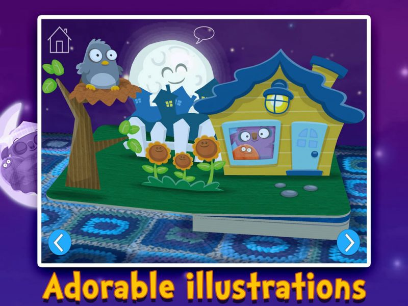 Goodnight Mo | StoryToys Kids Apps
