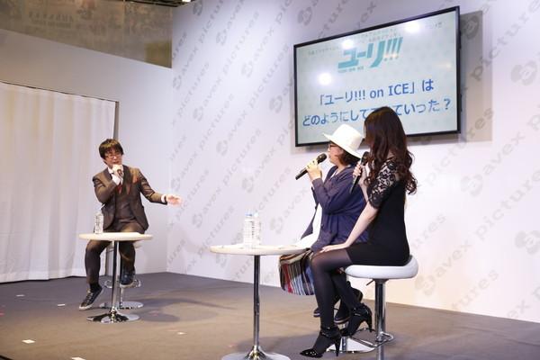 Mitsurou Kubo and Sayo Yamamoto