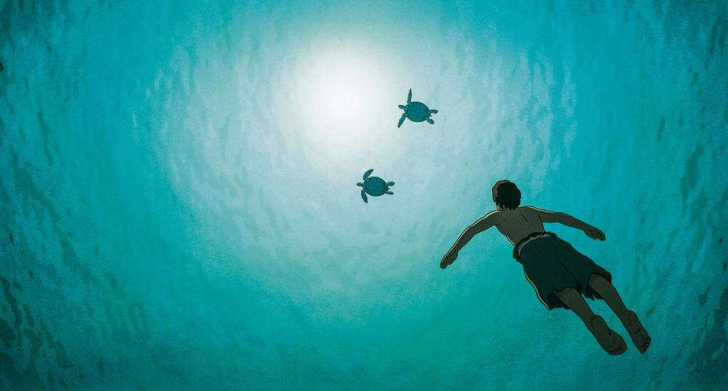 The Red Turtle by Michael Dudok de Wit
