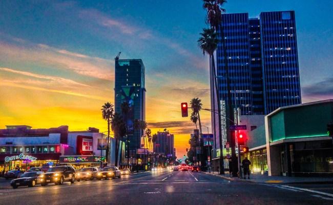 Landscape Of Los Angeles Storyv Travel Lifestyle