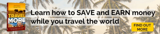 eBook: Travel More | Learn how to save and earn money while you travel | StoryV Travel & Lifestyle