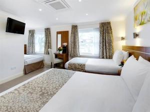 London Hotels: Bayswater Inn