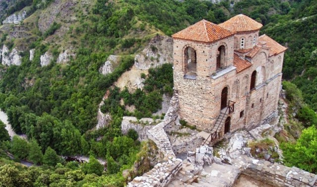Asen's Fortress - Best day trips from Sofia Bulgaria