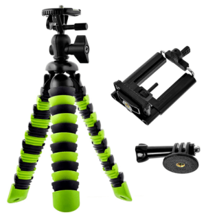 Things we can't travel without - Gorilla Pod