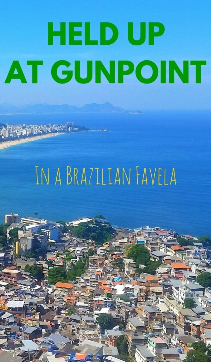 Are the Brazilian favelas safe? In this travel story we explore a terrifying situation we were in just recently when visited Rio de Janeiro. The title gives quite a lot away...