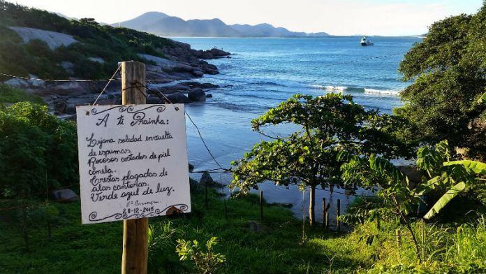 Prainha da Barra - Things to do in Lagoa da Conceicão, Florianópolis